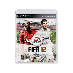 Jogo FIFA 2012 - |Usado| - PS3