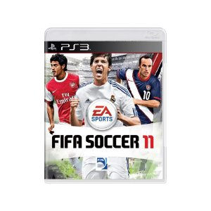 FIFA Soccer 11 - Usado - PS3