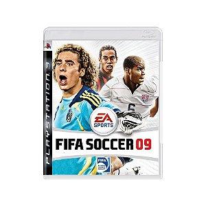 FIFA 09 - Usado - PS3