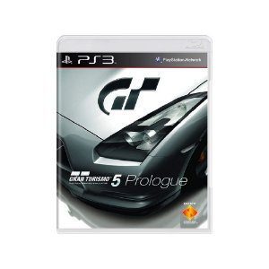 Gran Turismo 5: Prologue - Usado - PS3
