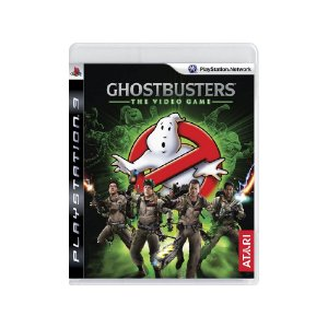Ghostbusters: The Video Game - Usado - PS3