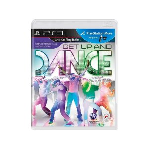 Get Up and Dance - Usado - PS3