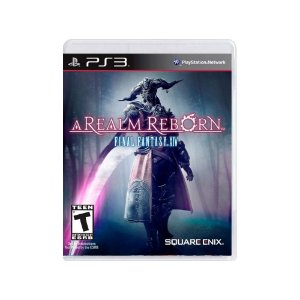 Final Fantasy XIV: A Realm Reborn - Usado - PS3