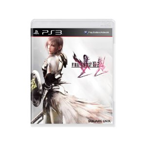 Final Fantasy XIII-2 - Usado - PS3