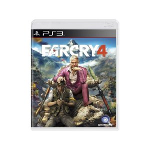 Far Cry 4 - Usado - PS3