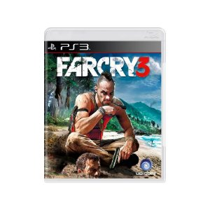 Far Cry 3 - Usado - PS3