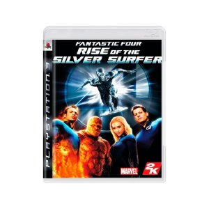 Fantastic Four: Rise of the Silver Surfer - Usado - PS3