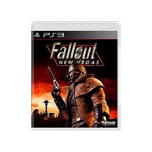 Fallout: New Vegas - Usado - PS3