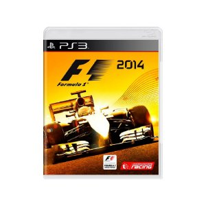 Formula 1 2014 - Usado - PS3
