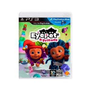 Eye Pet & Friends - Usado - PS3