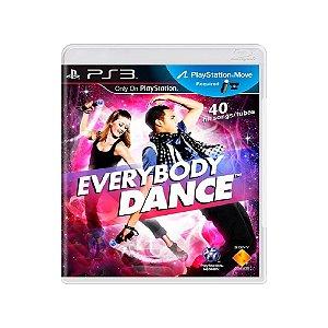 Everybody Dance - Usado - PS3