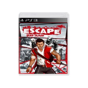 Escape Dead Island - Usado - PS3