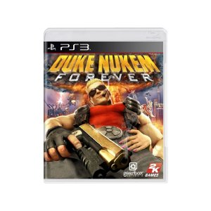 Duke Nukem Forever - Usado - PS3