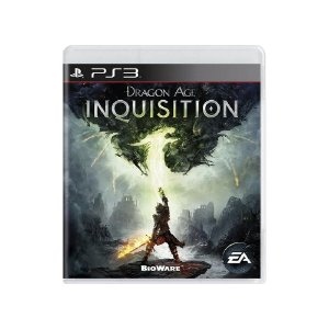 Dragon Age Inquisition - Usado - PS3