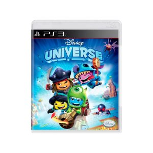 Disney Universe - Usado - PS3