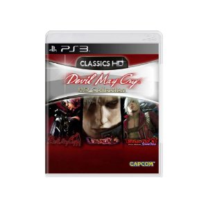 Devil May Cry HD Collection - Usado - PS3