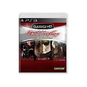 Jogo Devil May Cry HD Collection - |Usado| - PS3