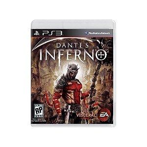 Dante's Inferno - Usado - PS3