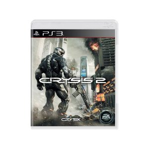Crysis 2 - Usado - PS3