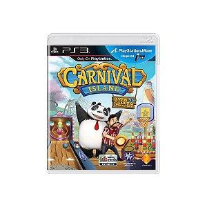 Carnival Island - Usado - PS3