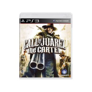 Call of Juarez: The Cartel - Usado - PS3