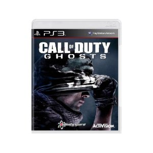 Call of Duty Ghosts - Usado - PS3