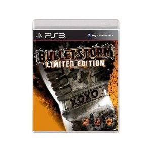 Bulletstorm (Limited Edition) - Usado - PS3