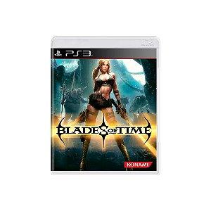 Blades of Time - Usado - PS3