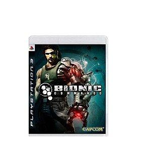 Bionic Commando - Usado - PS3