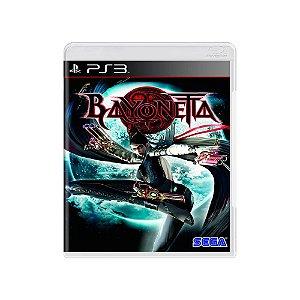 Bayonetta - Usado - PS3