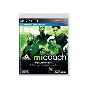 Jogo Adidas miCoach - |Usado| - PS3