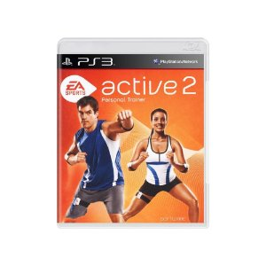 EA Sports Active 2: Personal Trainer - Usado - PS3