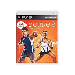 EA Sports Active 2: Personal Trainer - Usado - PS3