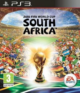 Copa do Mundo Da Fifa de 2010 - |Usado| - PS3
