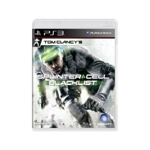 Tom Clancy's Splinter Cell: Blacklist - Usado - PS3