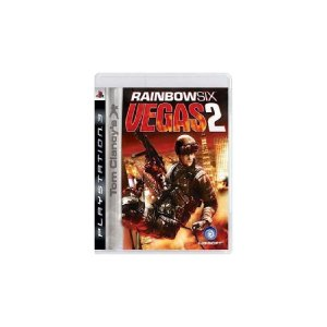 Tom Clancy's: Rainbow Six Vegas 2 - Usado - PS3