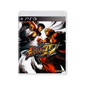 Street Fighter IV - Usado - PS3