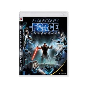 Star Wars: The Force Unleashed - Usado - PS3