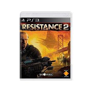 Resistance 2 - Usado - PS3