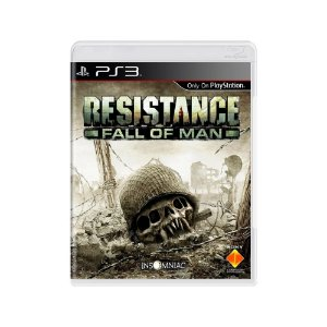Resistance Fall of Man - Usado - PS3