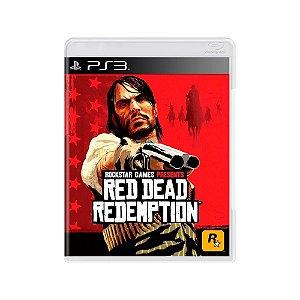 Red Dead Redemption - Usado - PS3