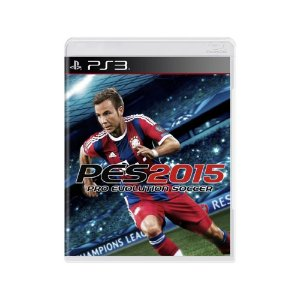 Pro Evolution Soccer 2015 (PES 15) - Usado - PS3