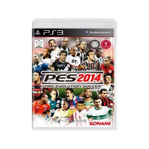 Pro Evolution Soccer 2014 (PES 2014) - Usado - PS3