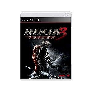 Ninja Gaiden 3 - Usado - PS3