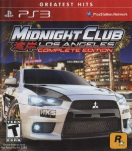 Midnight Club - Los Angeles Complete - |Usado| - PS3