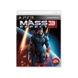 Mass Effect 3 - Usado - PS3