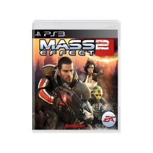 Mass Effect 2 - Usado - PS3