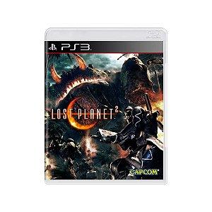 Lost Planet 2 - Usado - PS3