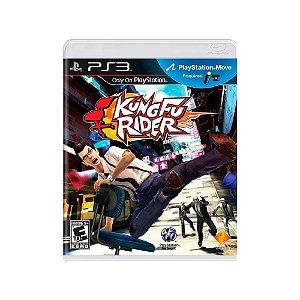 Kung Fu Rider - Usado - PS3