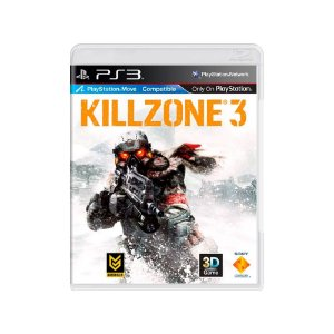 Killzone 3 - Usado - PS3